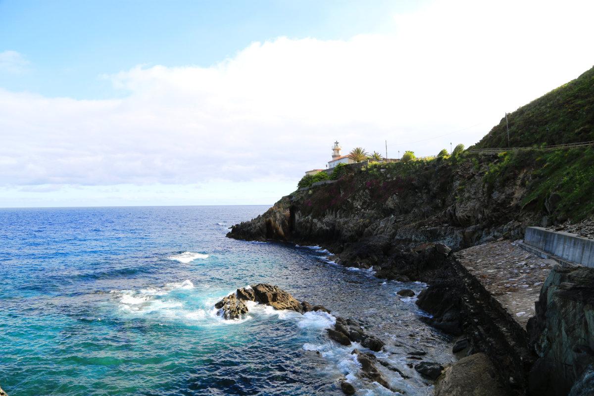 El Faro de Cudillero
