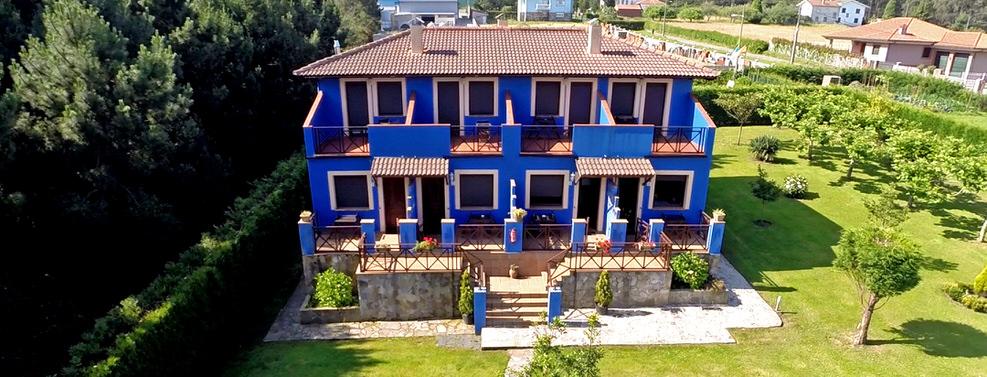 Apartamentos Casa Bego, Cudillero, Valdredo, Asturias